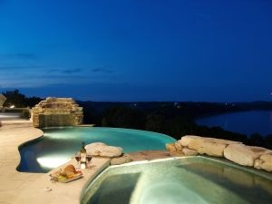 austin water view pool