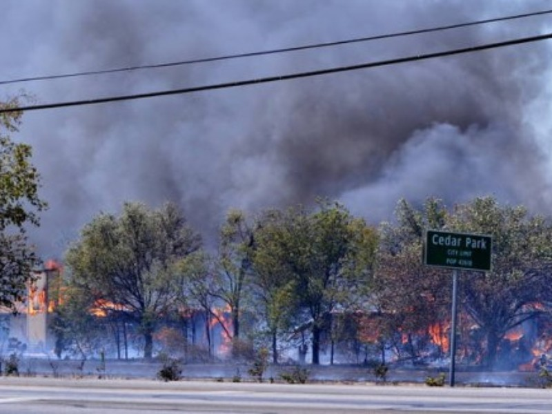 central austin fires
