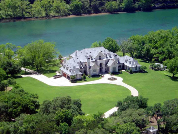 lake travis luxury property waterfront
