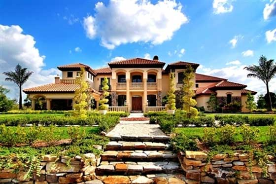 Austin luxury home lingo austin luxury home terms for Luxury tuscan homes