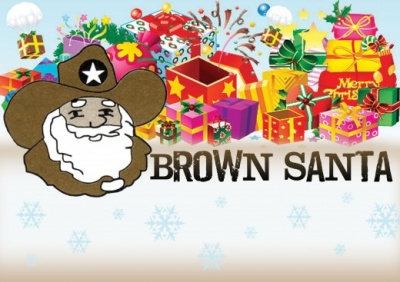 brown santa needs donations austin