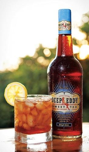 deep eddy sweet tea vodka, austin liquor