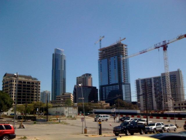 downtown austin rental properties