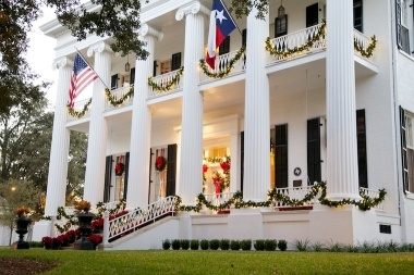 Texas Governors Mansion Christmas