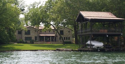 Custom Lake Austin Home