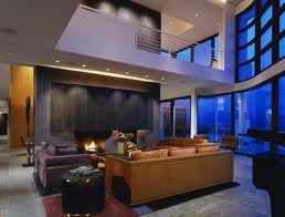 modern luxury home interior