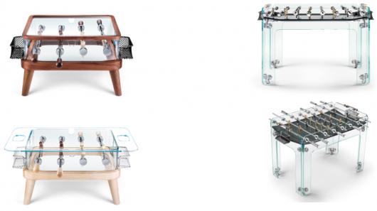 luxury foosball tables