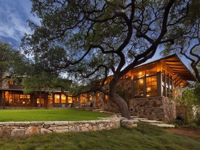 west austin home eanes