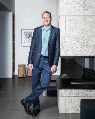 Regent's founder and managing broker, Brian Talley