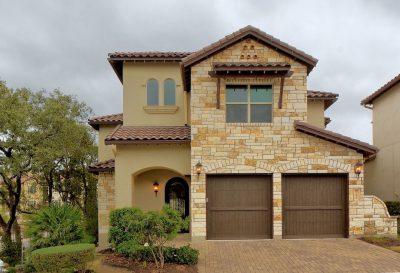 An Austin-area Spanish-style home