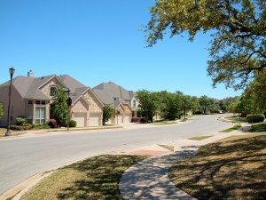 Avery Ranch Homes