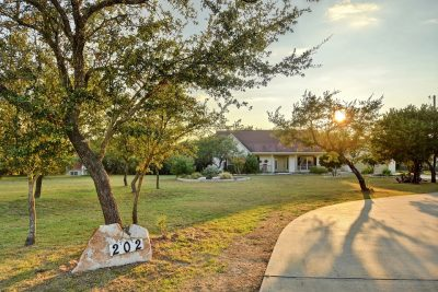 dripping springs homes