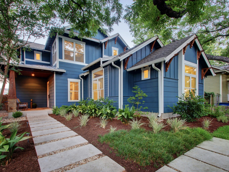 central austin homes