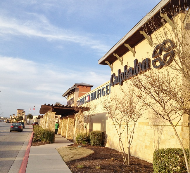 Round Rock outlets